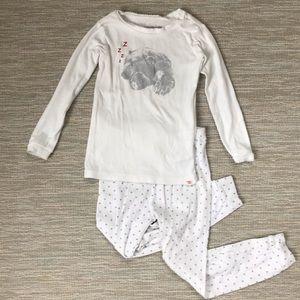 Baby Gap toddler size 4 pajamas